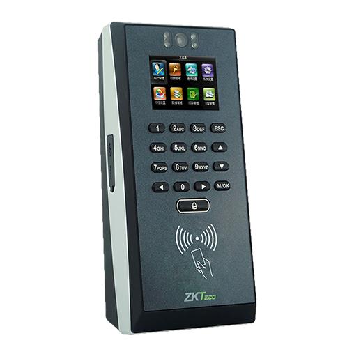 ZKCZW260 二代身份证及射频卡门禁机