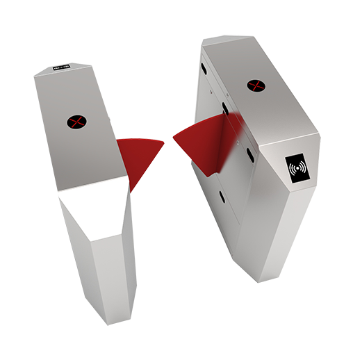 FBL2011射频卡识别智能单通道翼闸