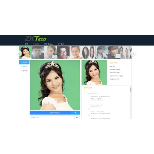 ZKFace Online SDK开发包