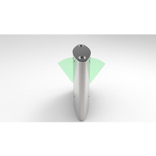 SBTM3222指纹识别智能双通道翼闸